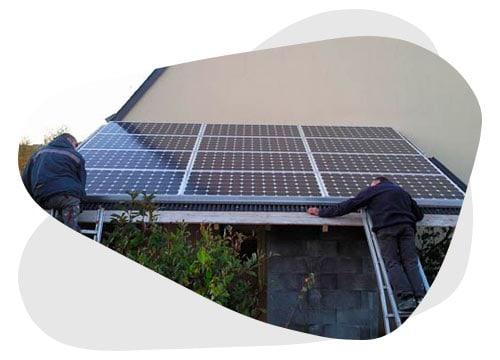 Nouvel'R Énergie vous aide à assurer l'imperméabilité de votre installation après une réparation