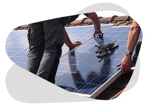 Des panneaux solaires à l'arrêt pénalise la totalité de l'installation