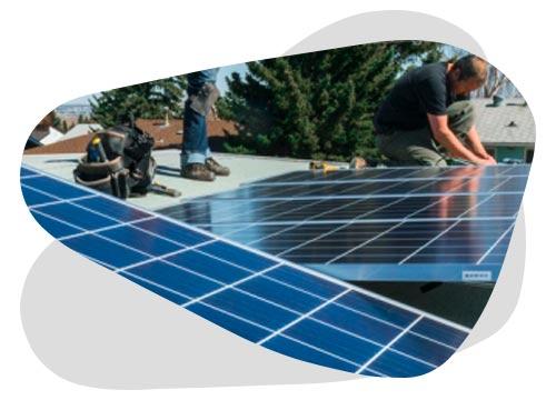 Une tache sur vos panneaux solaires engendre une baisse de rendement