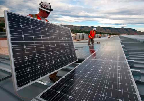 Faites confiance aux experts Nouvel'R Energie pour les taches brunes sur vos panneaux solaires