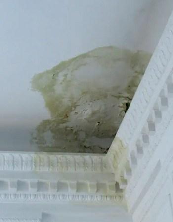 Contrôler l'intérieur de votre maison pour détecter d'éventuelles fuites d'eau
