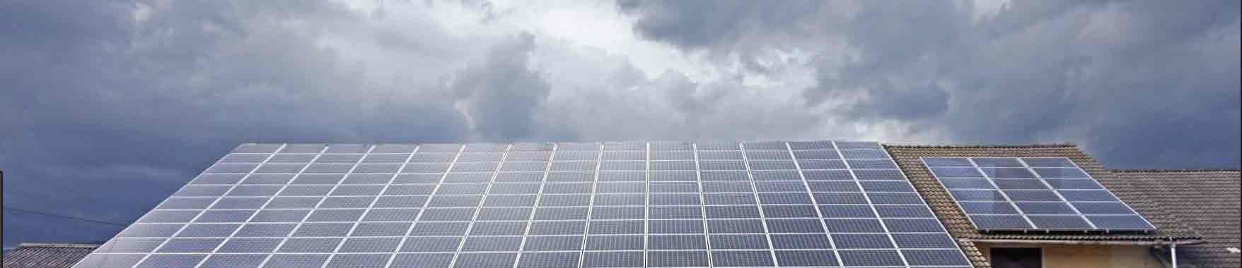 Votre assurance habitation peut financer les réparation de votre installation photovoltaïque