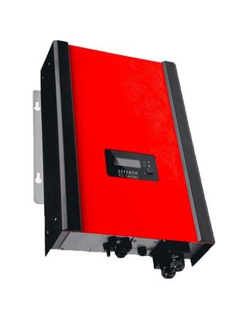 L'onduleur photovoltaïque transforme le courant continu en courant alternatif.