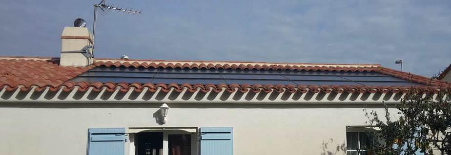 N'intervenez pas sur vos panneaux solaires en toiture seul