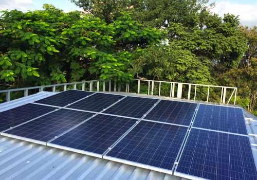 Vérifiez l'ombrage sur vos panneaux photovoltaïques