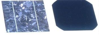 N'installez pas un panneau polycristallin et monocristallin sur le même système solaire
