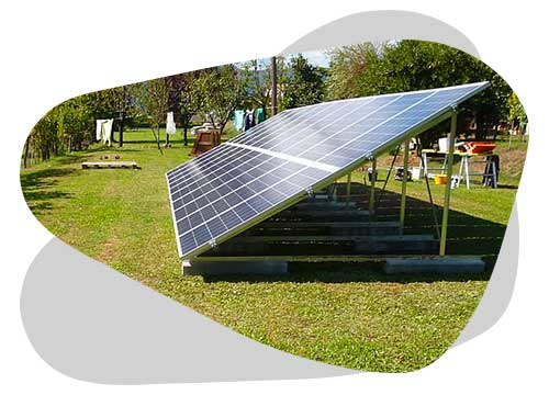 Découvrez tout ce qu'il y a à savoir sur le panneau solaire au sol