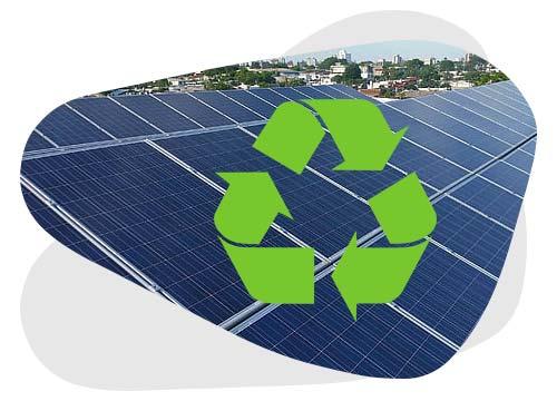 Nouvel'R Énergie vous explique le recyclage des panneaux solaires