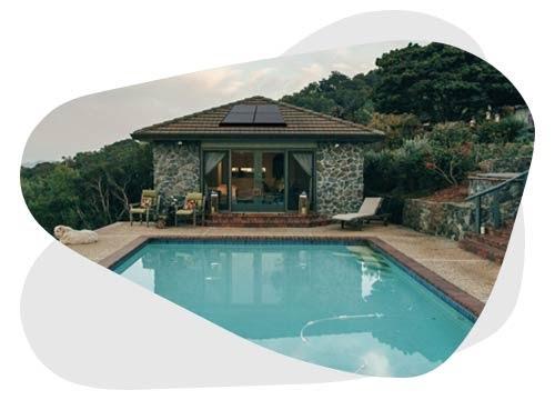 Profitez de vos panneaux solaires pour chauffer votre piscine