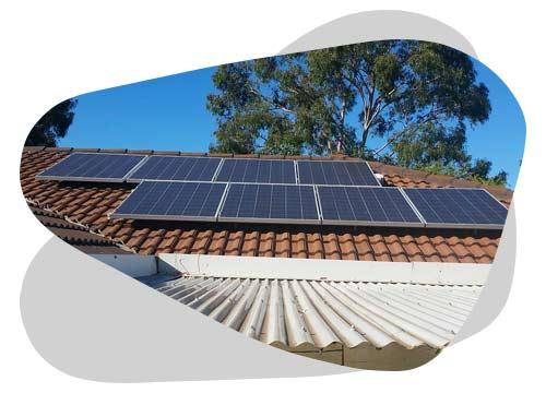 Le prix d'une installation de panneau solaire est donné par Nouvel'R Énergie.