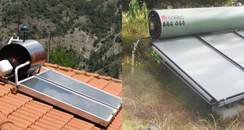 L'inclinaison d'un panneau solaire thermique influe son rendement