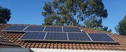 Découvrez quel est le coût d'un chauffage solaire avec des panneaux photovoltaïques