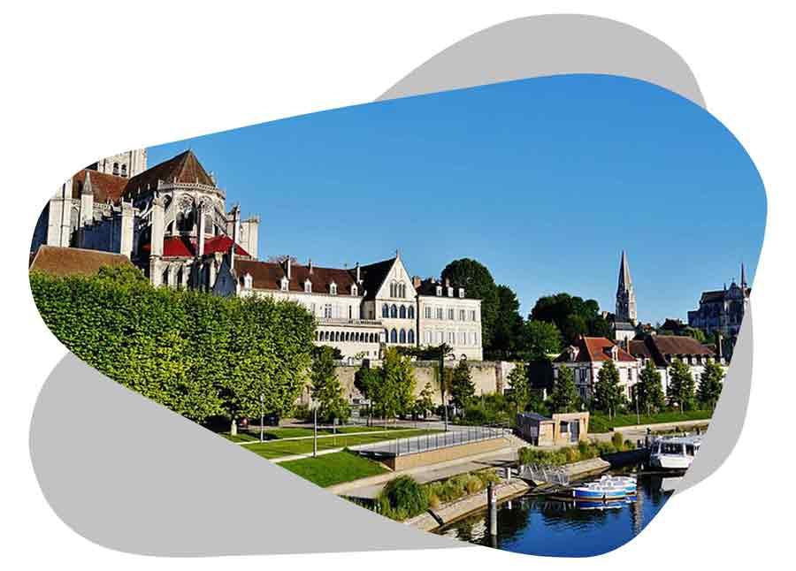 Nouvel'R Énergie intervient dans l'Yonne pour l'installation de vos panneaux solaires
