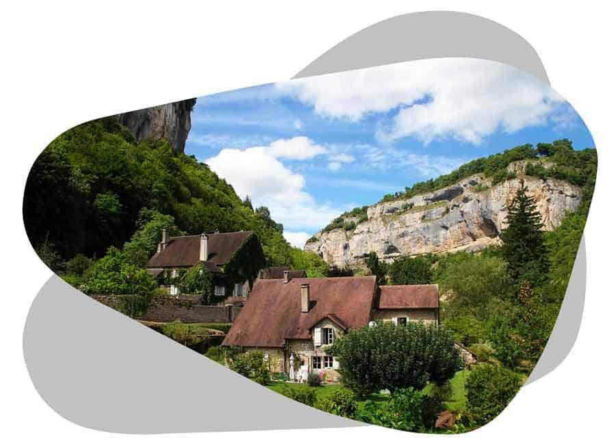 Nouvel'R Énergie intervient dans le Jura pour l'installation de vos panneaux solaires