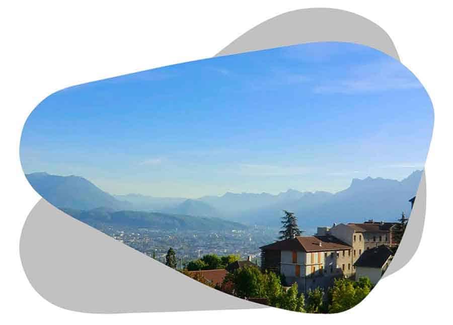 Nouvel'R Énergie intervient dans l'Isère pour l'installation de vos panneaux solaires