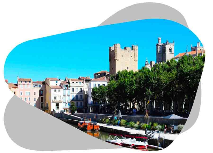 Nouvel'R Énergie intervient à Narbonne pour l'installation de vos panneaux solaires