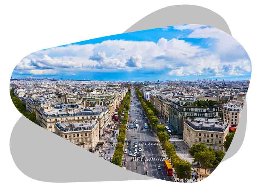 Nouvel'R Énergie intervient à Paris pour l'installation de vos panneaux solaires