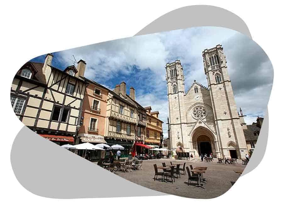 Nouvel'R Énergie intervient à Chalon-sur-Saône pour l'installation de vos panneaux solaires