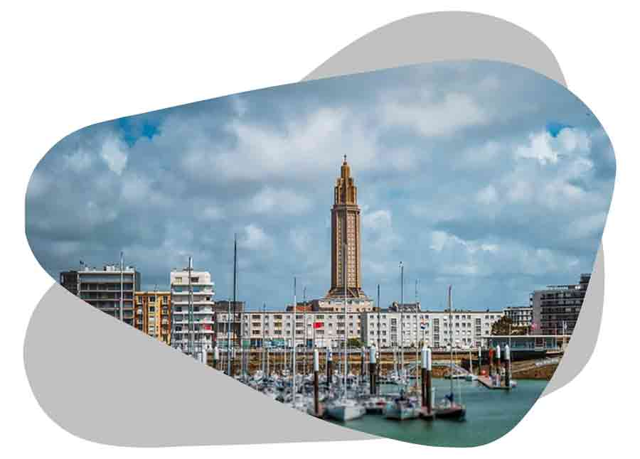 Nouvel'R Énergie intervient au Havre pour l'installation de vos panneaux solaires