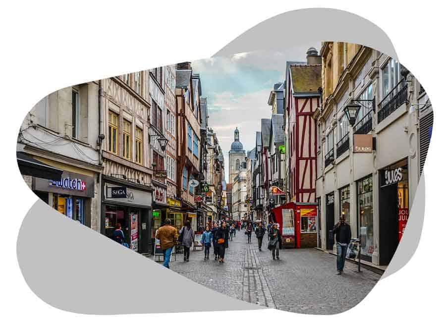 Nouvel'R Énergie intervient à Rouen pour l'installation de vos panneaux solaires