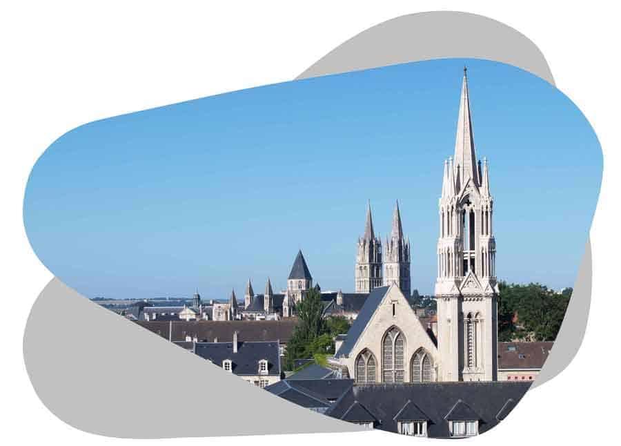 Nouvel'R Énergie intervient à Caen pour l'installation de vos panneaux solaires