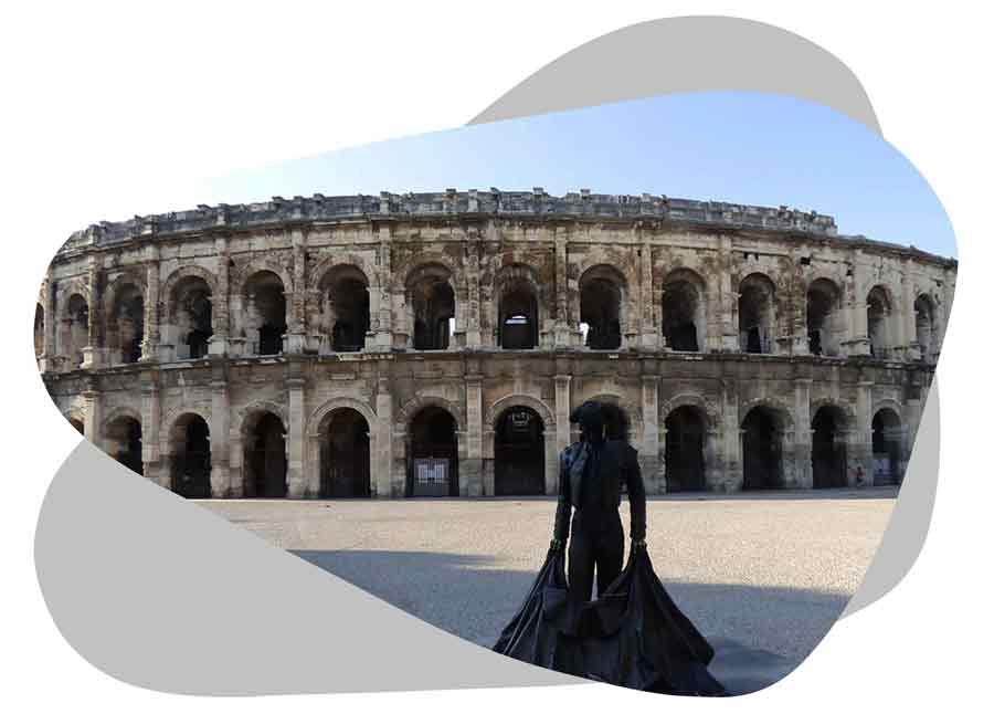 Nouvel'R Énergie intervient à Nîmes pour l'installation de vos panneaux solaires
