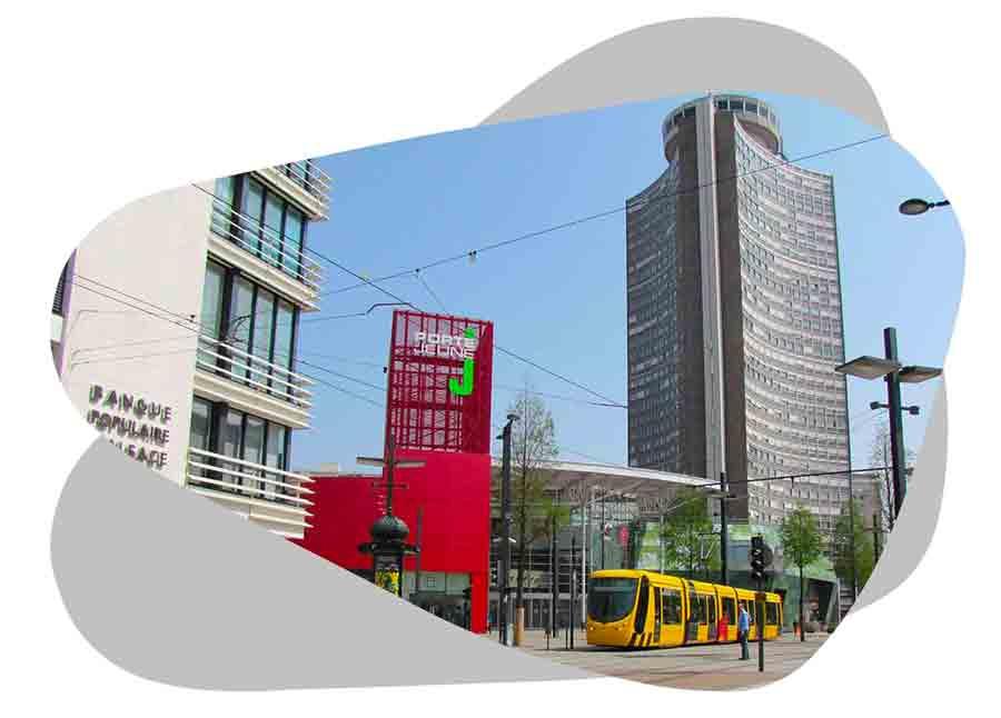 Nouvel'R Énergie intervient à Mulhouse pour l'installation de vos panneaux solaires