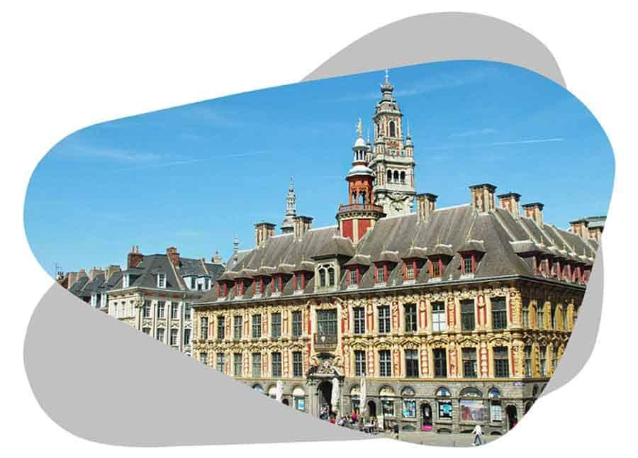 Nouvel'R Énergie intervient à Lille pour l'installation de vos panneaux solaires