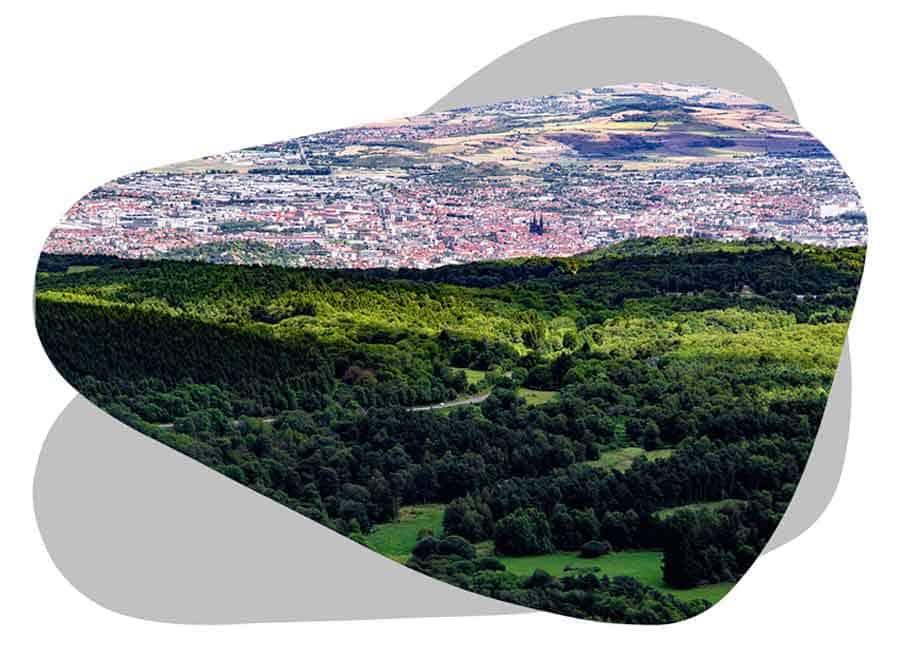 Nouvel'R Énergie intervient à Clermont-Ferrand pour l'installation de vos panneaux solaires