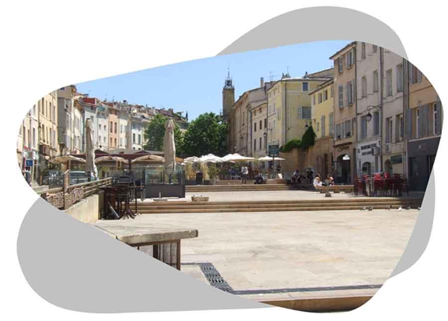 Nouvel'R Énergie intervient à Aix-en-Provence pour l'installation de vos panneaux solaires
