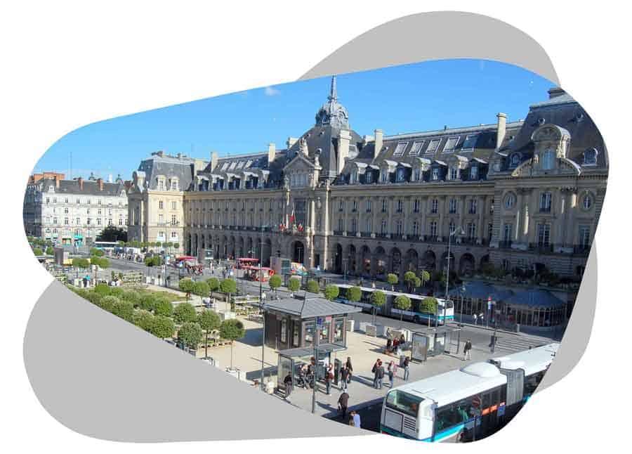 Nouvel'R Énergie effectue votre maintenance photovoltaïque et l'entretien de vos panneaux solaires à Rennes