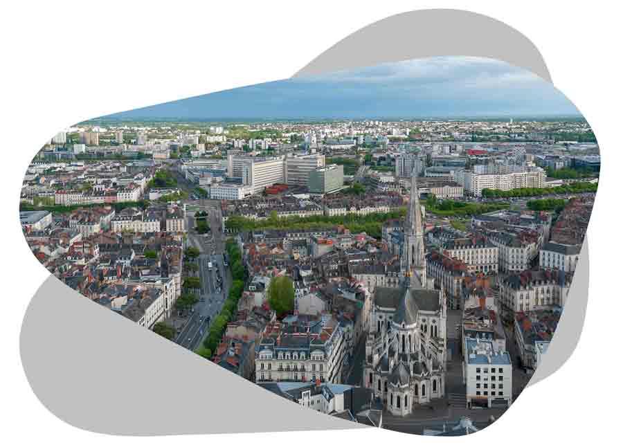 Nouvel'R Énergie effectue votre maintenance photovoltaïque et l'entretien de vos panneaux solaires à Nantes