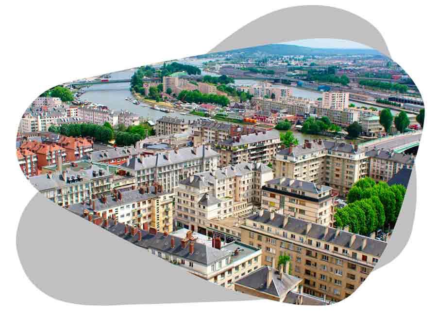 Nouvel'R Énergie effectue votre maintenance photovoltaïque et l'entretien de vos panneaux solaires à Rouen
