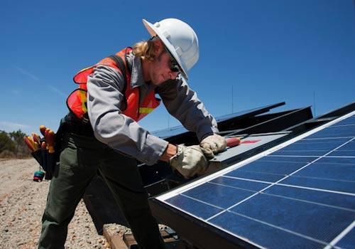 Rapprochez vous de professionnel du solaire qui ont l'avantage d'être experts