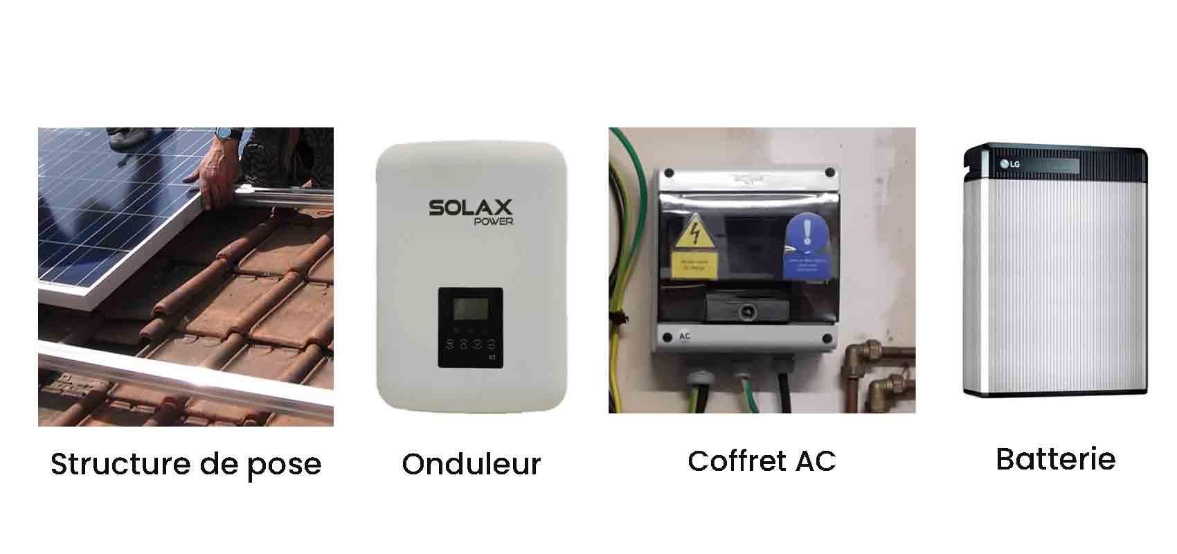Nouvel'R vous explique de quoi sont composées les installations photovoltaïques
