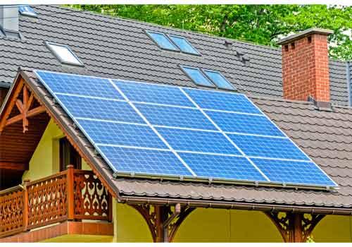 L'inclinaison des panneaux solaires est un critère à ne pas négliger.