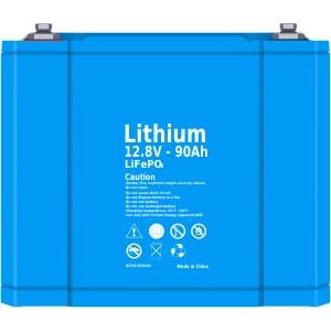 Les batteries solaires au lithium ont un meilleur rendement