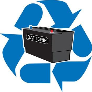 Recyclez votre batterie solaire si elle est HS