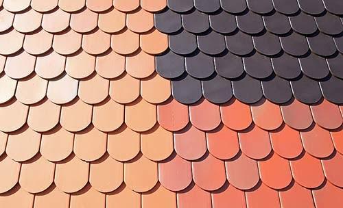 Les tuiles photovoltaïque permettent à votre toit de produire de l'électricité