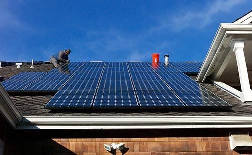 l'intégration des panneaux solaire a un impact sur leur rendement