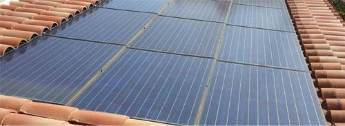 L'intégration au bâtiment rend l'installation de panneau solaire plus coûteuse.