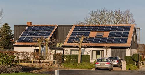 Les panneaux solaires ont un impact positif sur l'environnement.