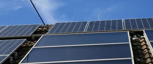 Les panneaux solaires permettent de toucher des aides qu'ils soient photovoltaïques ou thermiques