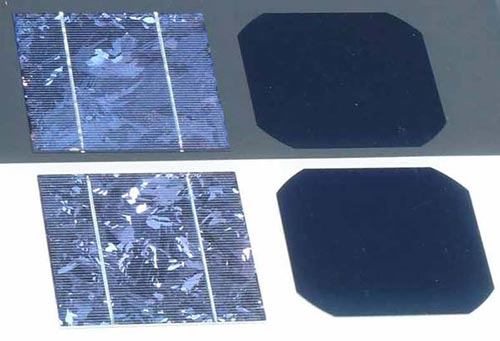 Nouvel'R Énergie vous dévoile la différence entre un panneau solaire polycristallin et monocristallin