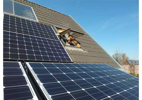 La consommation d'une maison toute électrique vous fera faire des économies.
