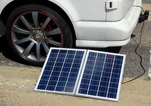 Produire sa propre électricité est très utile pour les habitations nomades