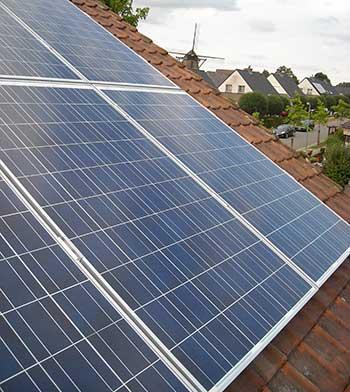 Trouvez la bonne surface de panneaux solaires