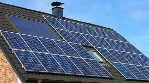 Les panneaux photovoltaïques sont plus rentables que les panneaux hybrides