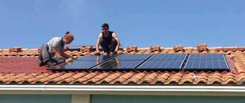 Demandez un délais pour la pose de vos panneaux solaires