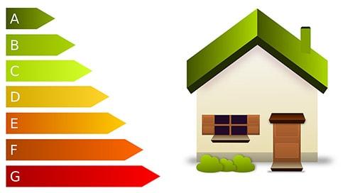 Votre logement sera financièrement plus attractif si vous avez des panneaux solaires.